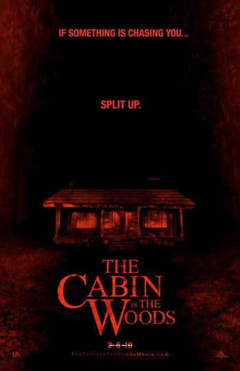 The Cabin in the Woods - Split Up from Joss Whedon and Drew Goddard