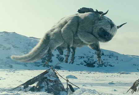 The Last Airbender - Appa - movie still
