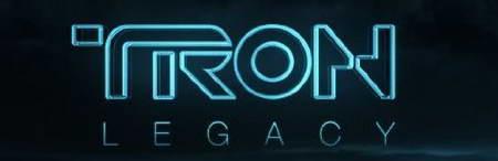Tron Legacy movie logo