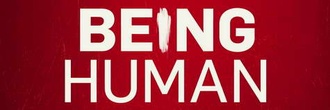 Being Human Syfy show logo