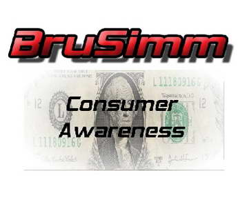 Brusimm Consumer Awareness Logo