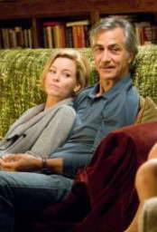 David Strathairn, Elizabeth Banks in