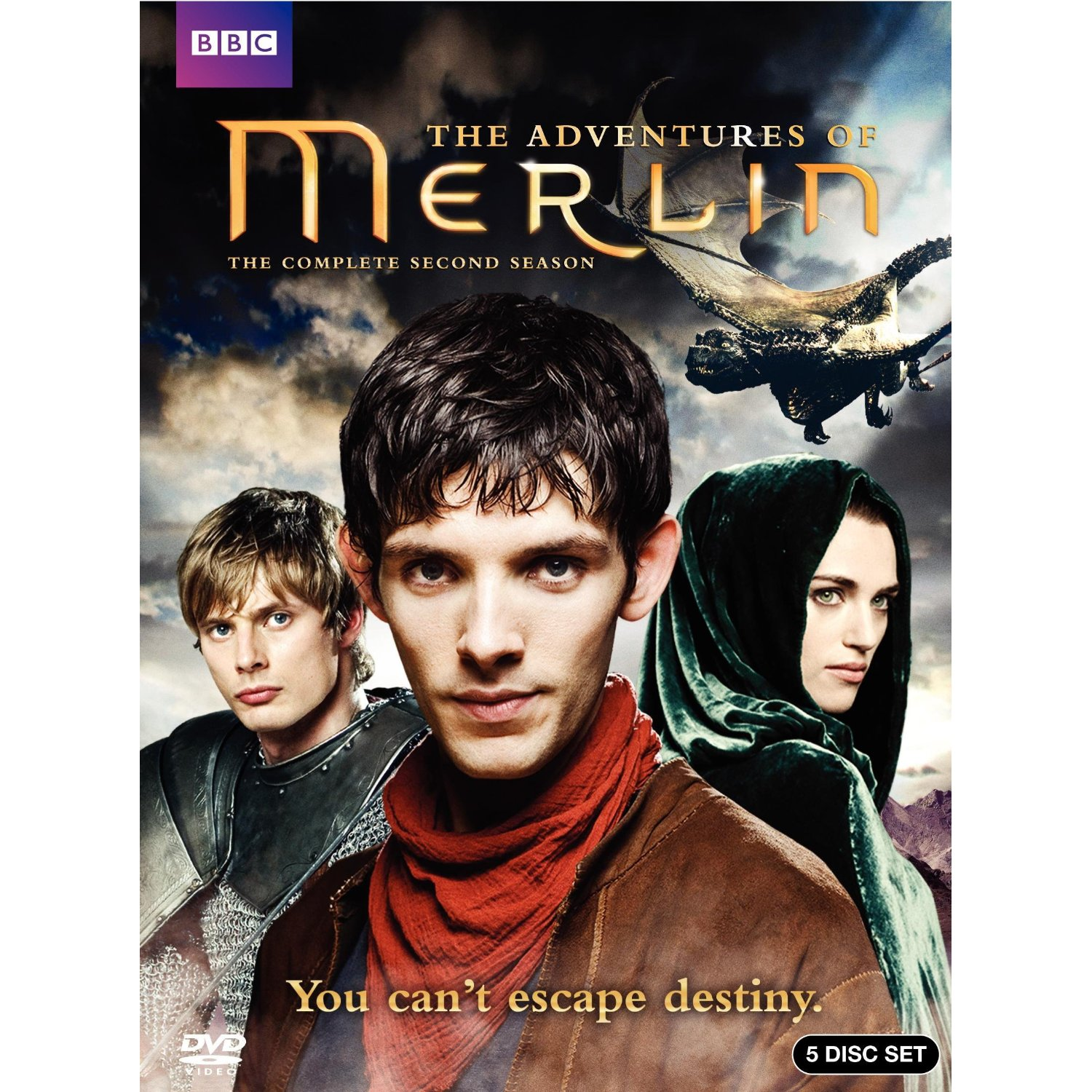 Merlin' Canceled After Season 5; Spin-Off Series Planned