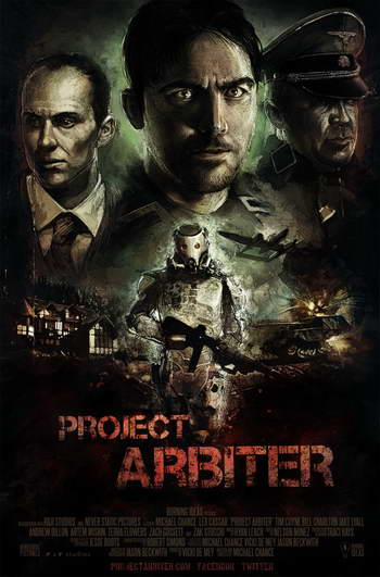Project Arbiter movie poster sm