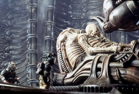 Space Jockey from Alien