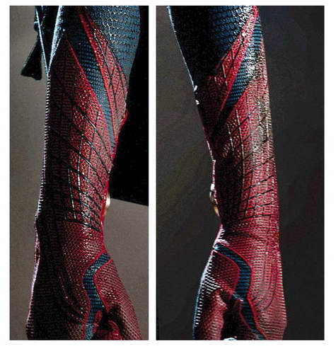 Spider-Man reboot web-shooters first look