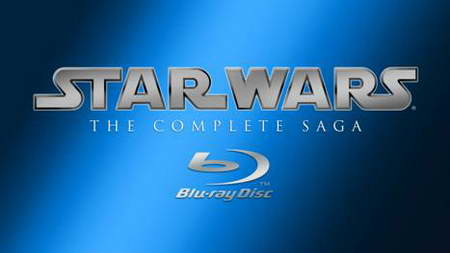 Star Wars the Complete Sage on Blu-ray