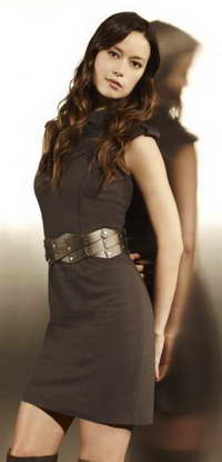Summer Glau in The Cape