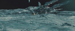 Transformers 3 Shipwreck on Moon, The Ark and or Omega Supreme