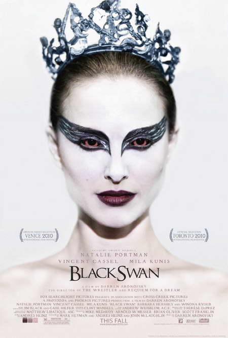 'Black Swan' movie poster
