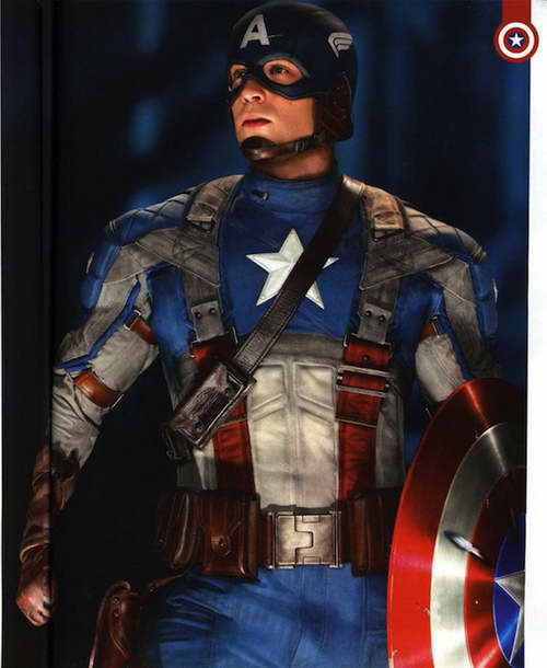 Captain America hr image from 2-3-11