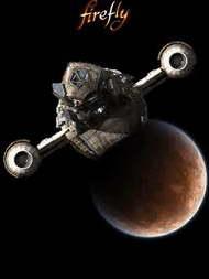 Firefly class transport fr Joss Whedon's FIREFLY series