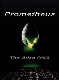 'Prometheus' from Ridley Scott fan made Movie Poster
