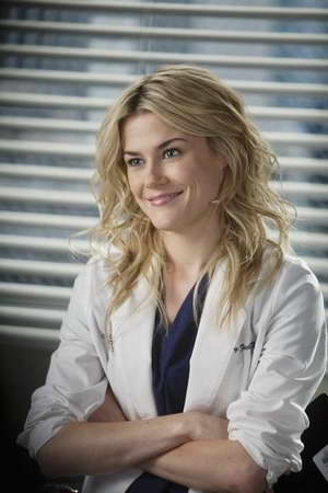 Rachael Taylor in 'Grey's Anatomy'