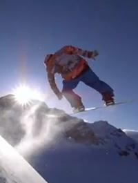 The Art of Flight Snowboard vid
