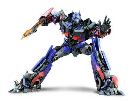 'Transformers 3' - Dark of the Moon - Optimus Prime
