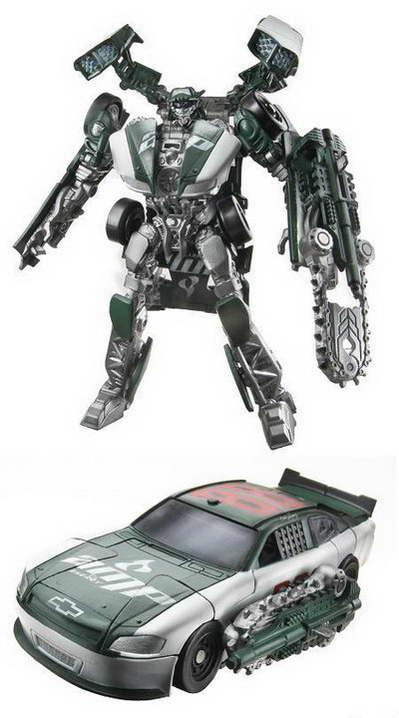 'Transformer 3′ Toys – NASCAR Wreckers & A Bit More