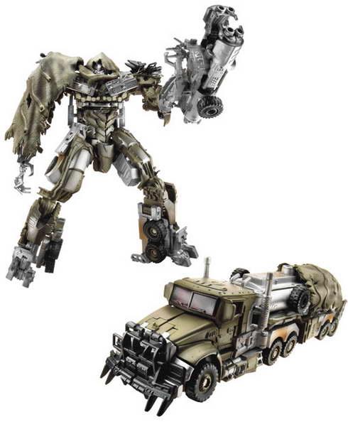 'Transformers 3' Megatron Voyager toy