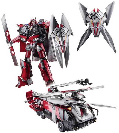 'Transformers 3' Sentinel Prime Hasbro Toy