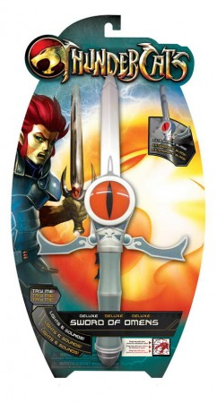 Thundercats 2011  Sword Omens on Thundercats    Toy Packaging     The Sword Of Omens On Cinema