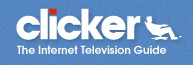 Clicker, the Internet Television Guide