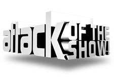 G4's ATTACK OF THE SHOW logo
