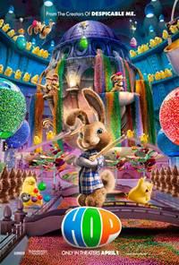 HOP movie poster