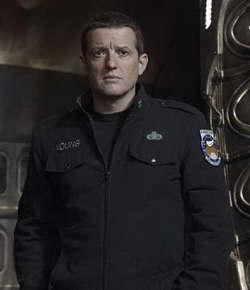 Louis Ferreira in SGU 'Stargate Universe'