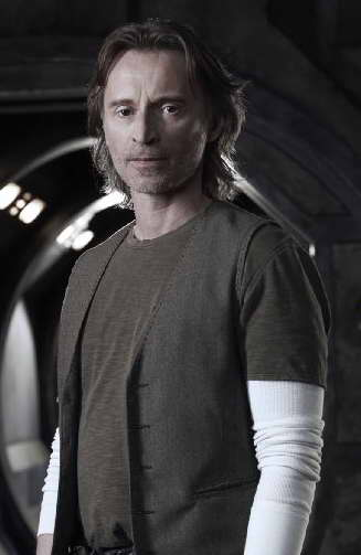 Robert Carlyle in SGU 'Stargate Universe'
