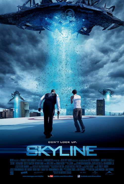 'Skyline' movie poster