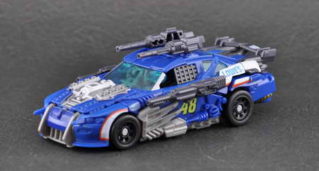 Topspin from 'Transformers 3' - vehicle mode