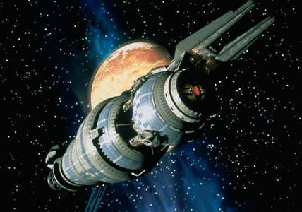 'Babylon 5' space station