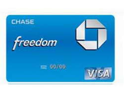 Chase Freedom Card Scam