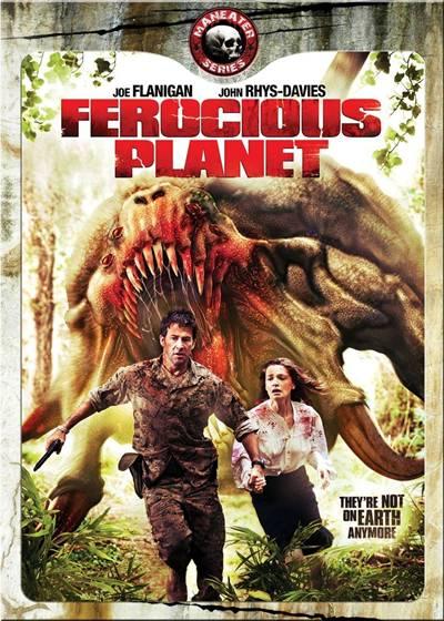 'Ferocious Planet' movie poster