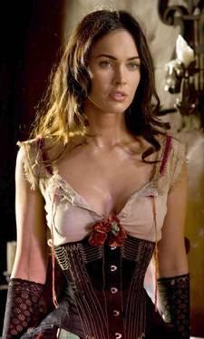 Megan Fox in 'Jonah Hex'