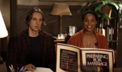 'Parenthood' with Joy Bryant and Dax Shepard
