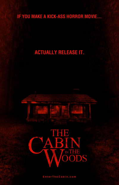 Release 'The Cabin in the Woods'
