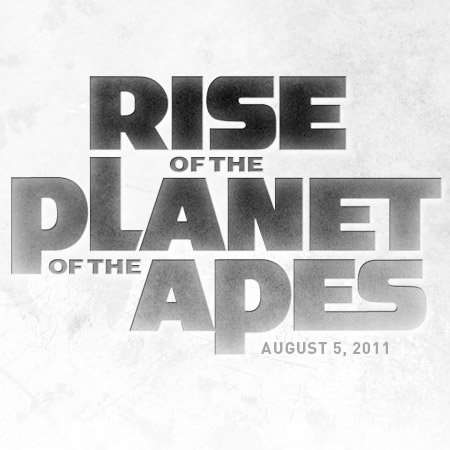 'Rise of the Planet of the Apes' logo