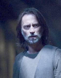 Robert Carlyle in 'Stargate Universe'