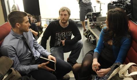 'Source Code' - Jake Gyllenhaal, Michelle Monaghan and Duncan Jones 00