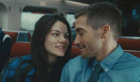 'Source Code' - Jake Gyllenhaal and Michelle Monaghan 00