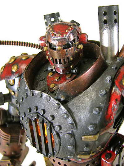 Steam-punk 'Iron Man'