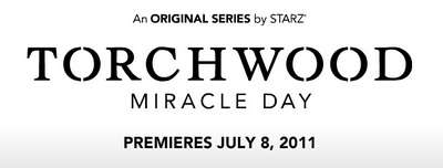TORCHWOOD Miracle Day logo