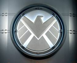 'The Avengers' Set Logo