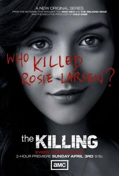 'The Killing' promo poster
