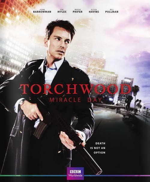 'Torchwood Miracle Day' promo art