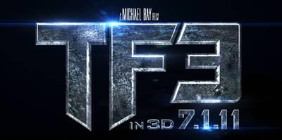 Transformers 3 - TF3 logo