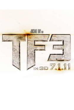 'Transformers 3' promo poster - a Cinema Static customized negative