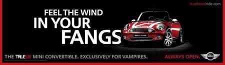 'True Blood' Mini ad
