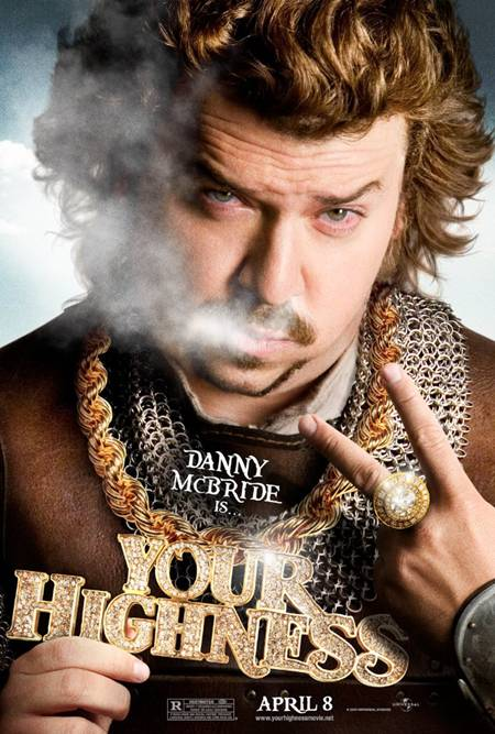 'Your Highness' Danny McBride
